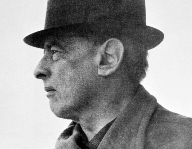 Witold Gombrowicz, reprod. Jan Morek /Agencja SE/East News