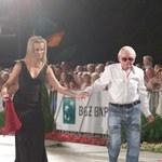 Witold Pyrkosz odcisnął swoją dłoń! Przy pomocy Kaczorowskiej!