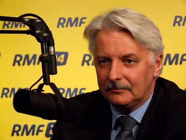 Witold Waszczykowski /RMF