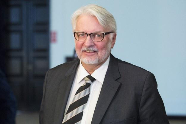 Witold Waszczykowski /Andrzej Hulimka  /Reporter