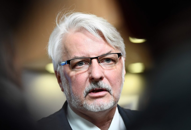 Witold Waszczykowski /AFP PHOTO / EMMANUEL DUNAN /East News