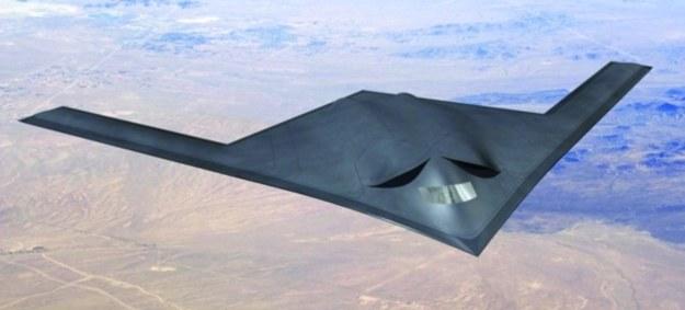 Wizualizacja bombowca.    Fot. Boeing /materiały prasowe