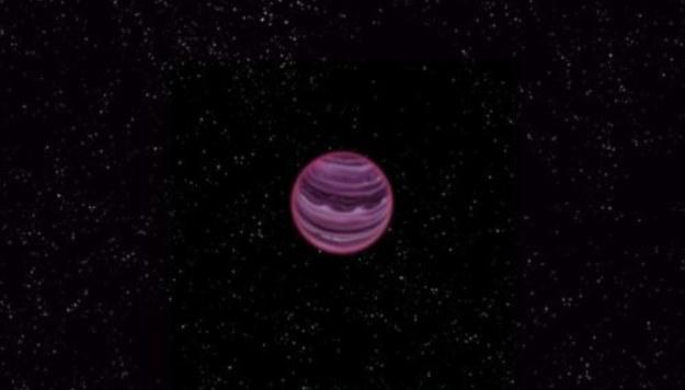 Wizualizacja planety.       Fot. ifa.hawaii.edu /materiały prasowe