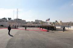 Wizyta pary prezydenckiej w Palestynie