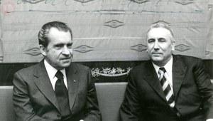 Wizyta prezydenta USA w PRL. Wytyczne propagandy