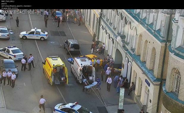 """Wjechał w tłum w centrum Moskwy. """"Przyznaję się do winy i proszę o wybaczenie"""""""