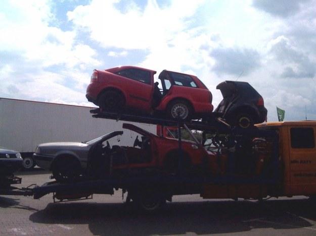 Wkrótce powstanie z tego samochód