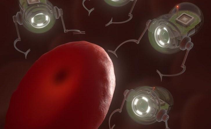 Wkrótce przy pomocy nanotechnologii zacznie się leczyć ludzi /123RF/PICSEL