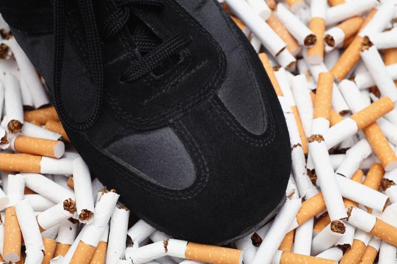 Wkrótce rzucić palenie będzie znacznie łatwiej? /123RF/PICSEL