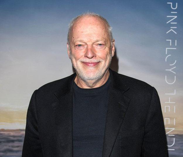 Wkrótce usłyszymy nowe utwory Davida Gilmoura (fot. Brian Rasic/REX) /East News