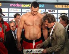 Władimir Kliczko - kolos wśród pięściarzy wagi ciężkiej
