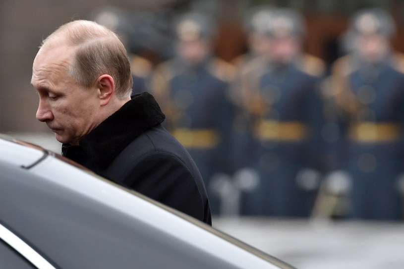 Władimir Putin nie chce ujawniać informacji o śmierci rosyjskich żołnierzy /AFP