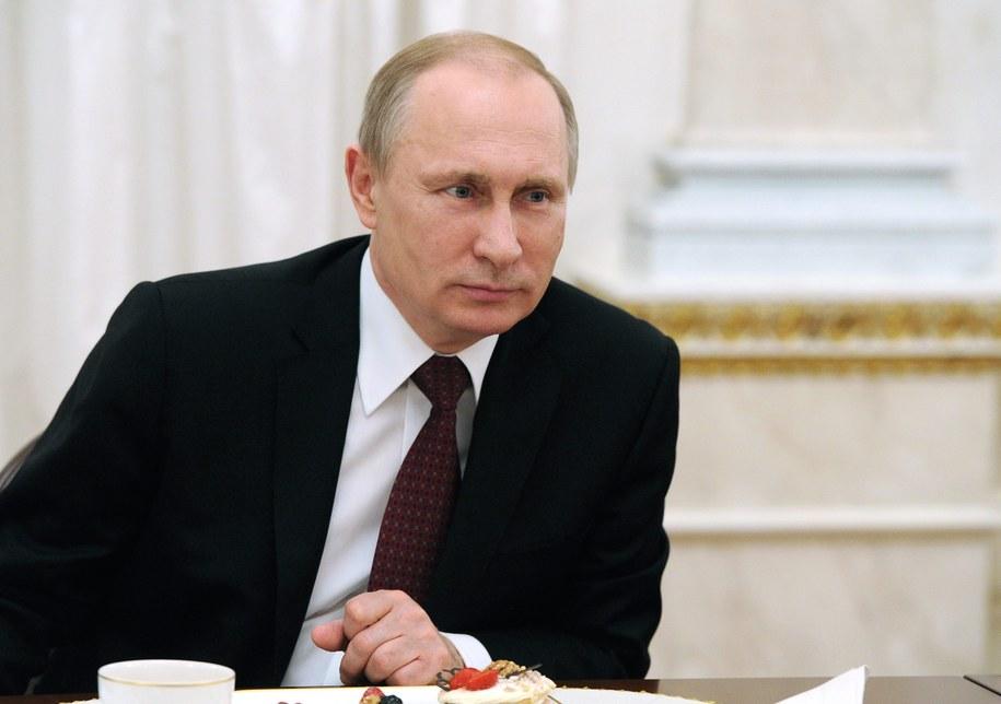 Władimir Putin ostatni raz pojawił się publicznie 5 marca / MICHAEL KLIMENTYEV/RIA NOVOSTI POOL    /PAP/EPA