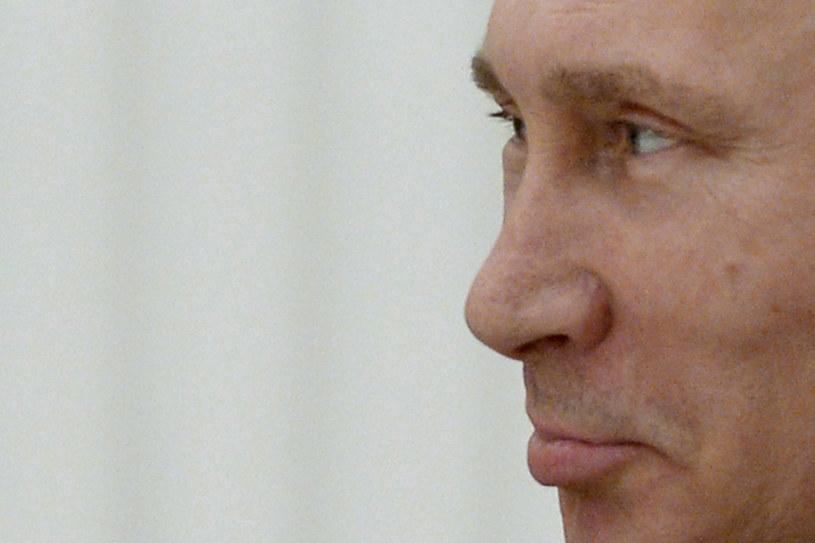 """Władimir Putin """"poluje"""" na Michaiła Saakaszwiliego? /AFP"""
