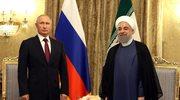 Władimir Putin przybył z oficjalną wizytą do Iranu