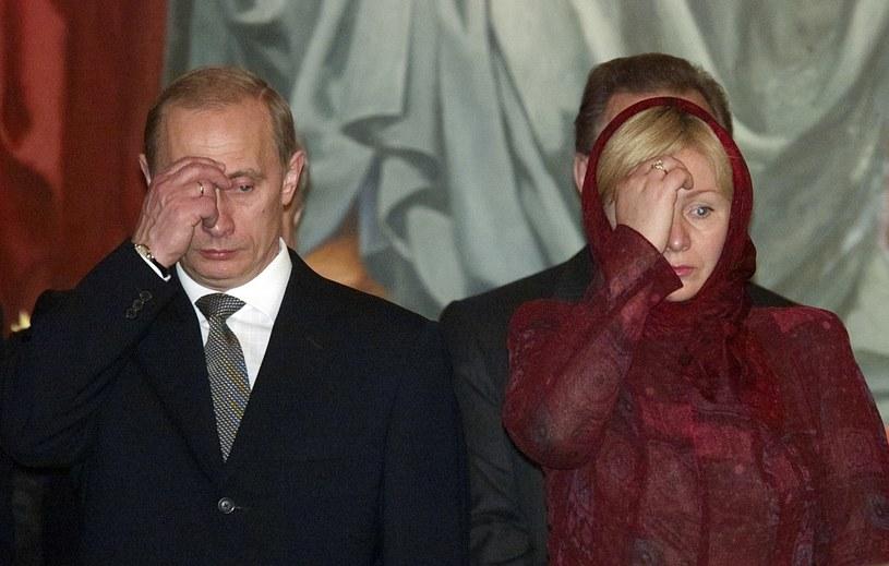 Władimir Putin rozstał się z żoną po 30 latach małżeństwa /AFP