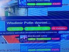 Władimir Putin zadzwonił do prof. Biniendy