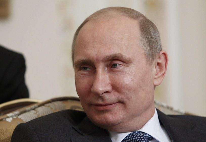 Władimir Putin /MAXIM SHEMETOV / POOL /PAP/EPA