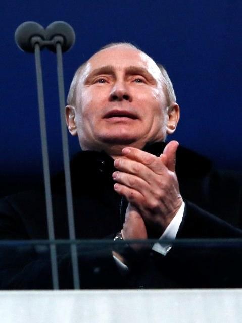 Władimir Putin /BARBARA WALTON /PAP/EPA