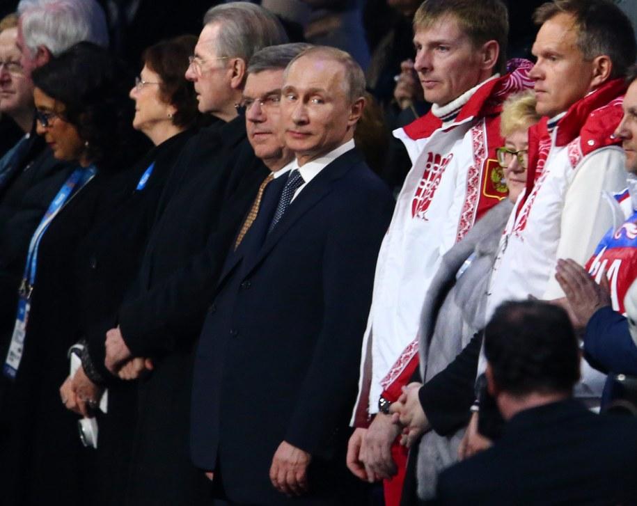 Władimir Putin /MICHAEL KAPPELER /PAP/EPA