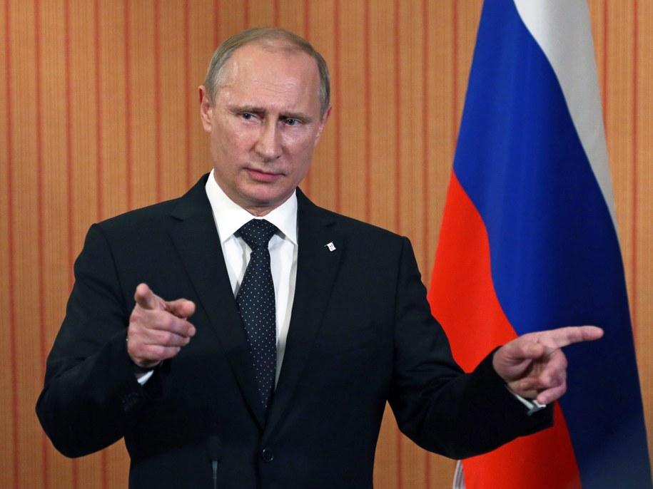 Władimir Putin /SERGEI CHIRIKOV /PAP/EPA