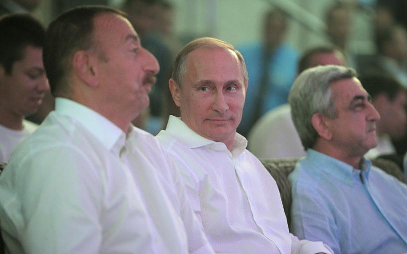 Władimir Putin /ALEXEY DRUZHININ / RIA NOVOSTI / KREMLIN POOL /PAP/EPA