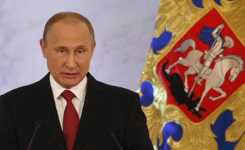 Władimir Putin /YURI KOCHETKOV /PAP/EPA