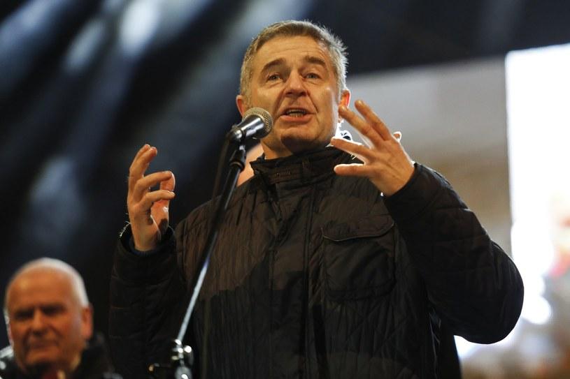 Władysław Frasyniuk /Piotr Zając /Reporter
