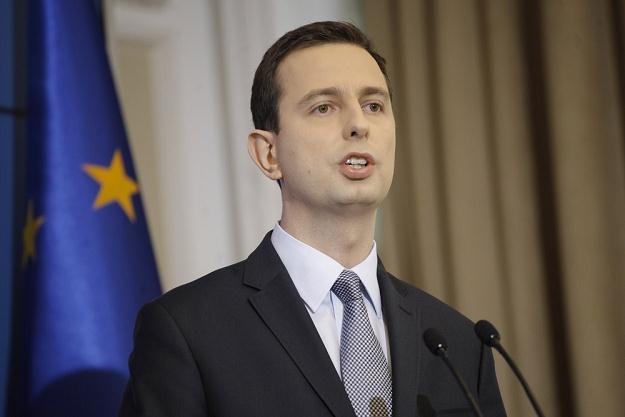 Władyslaw Kosiniak-Kamysz, minister pracy, fot. Danuta Matloch /Reporter