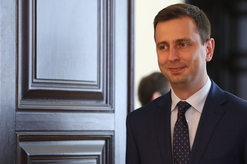 Władysław Kosiniak-Kamysz, ostatni przewodniczący komisji trójstronnej /Michał Dyjuk /Reporter