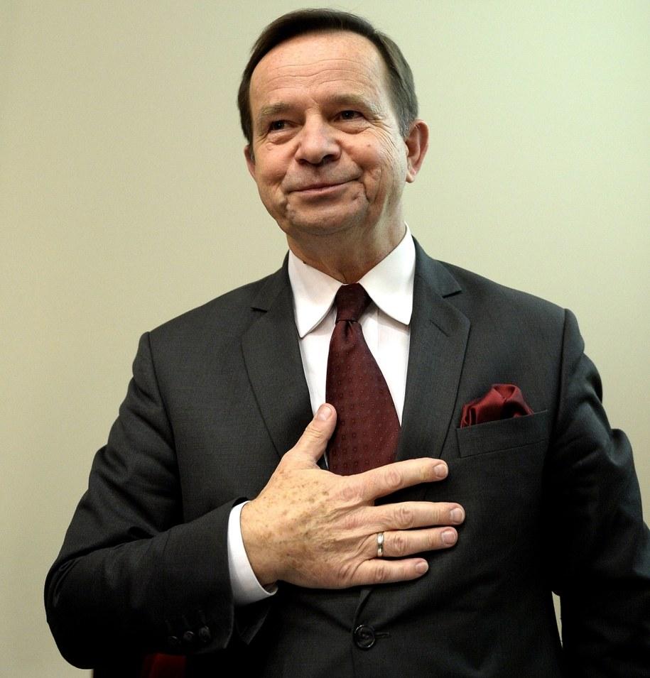 Władysław Ortyl /PAP/Darek Delmanowicz /PAP
