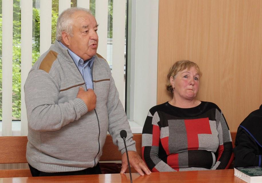 Władysława i Władysław Głowaccy / Tomasz Waszczuk    /PAP