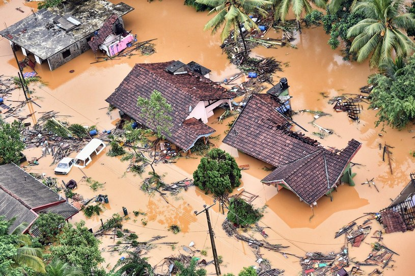 Władze Sri Lanki zwróciły się do ONZ oraz innych krajów o pomoc /PAP/EPA
