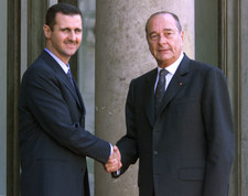 Władze Syrii zwróciły francuską Legię Honorową