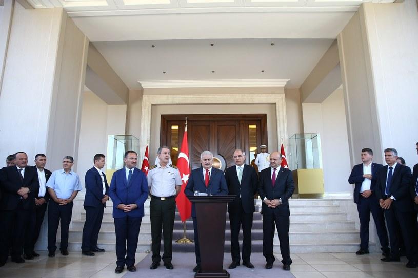 Władze Turcji /Abaca /East News