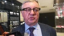 """Właściciel i prezes Cracovii Janusz Filipiak komentuje """"zadymę"""" na derbach. Wideo"""