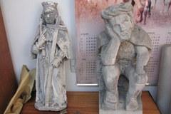 Właściciele skradzionych rzeźb pilnie poszukiwani!