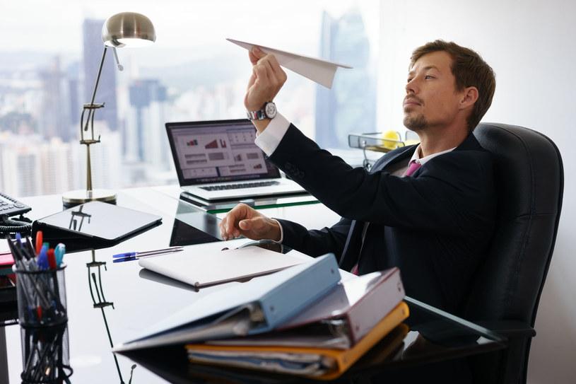 Właściwy powrót do pracy nie jest łatwy /123RF/PICSEL