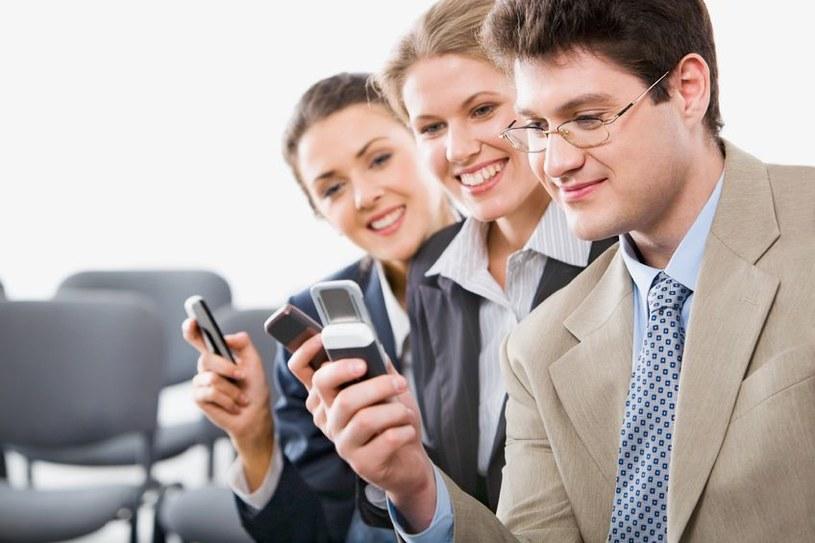 Własne urządzenie mobilne w pracy - Bring Your Own Device, czy to dobry pomysł? /©123RF/PICSEL