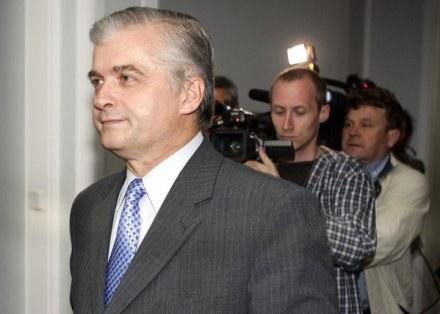 Włodzimierz Cimoszewicz /AFP