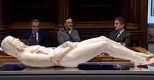 Włoscy naukowcy odtworzyli kształt ciała Chrystusa