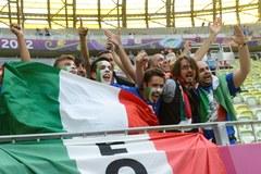 Włosi i Hiszpanie tłumnie zjechali do Gdańska