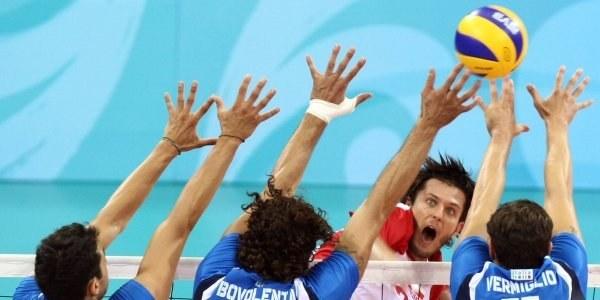 Włosi okazali się dla Polaków za mocni /AFP
