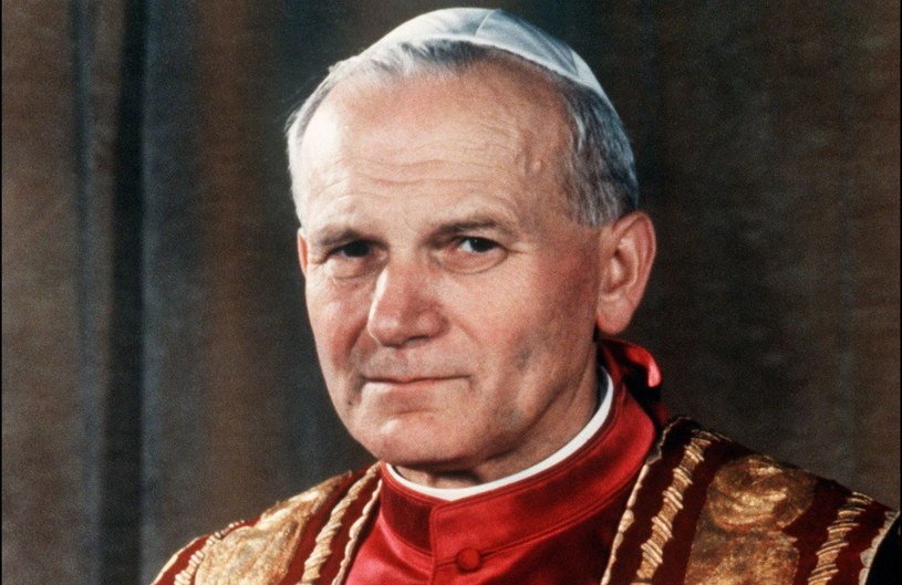 Włoska policja zatrzymała sobowtóra Jana Pawła II /AFP