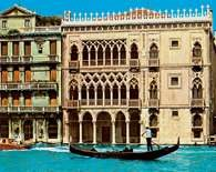 Włoska sztuka, Wenecja, La Ca d'Oro /Encyklopedia Internautica