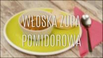 Włoska zupa pomidorowa - szybki przepis