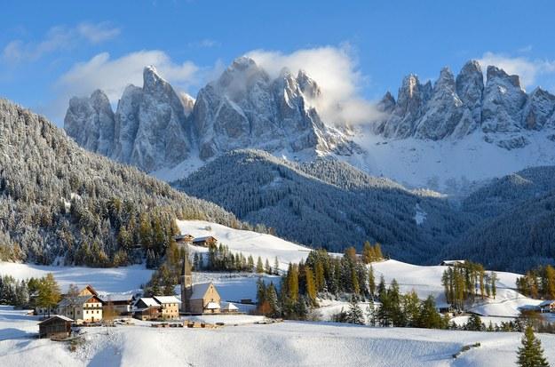 Włoskie Dolomity /123/RF PICSEL