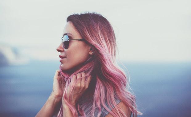 Włosy, które zmieniają kolor