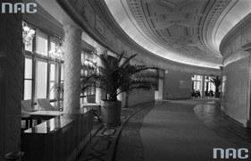 Wnętrza Pałacu Kultury i Nauki