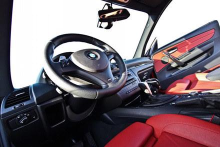 Wnętrze BMW /INTERIA.PL